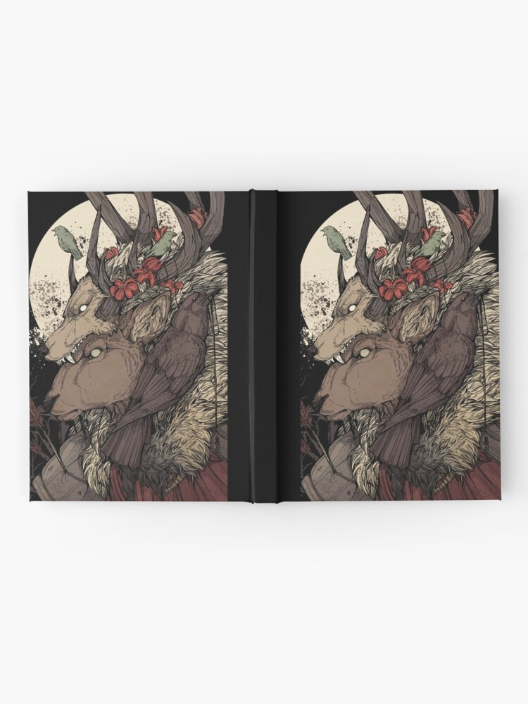 Alternate view of The Elk King Hardcover Journal