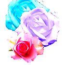 Three Roses by Shoshonan