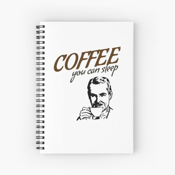 Funny But First Coffee Addict Shirt Loves Me, Is my Life and Love Items Spiral Notebook