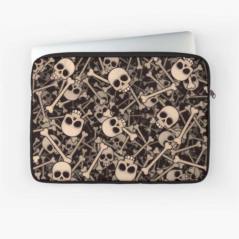 O-Knochen stapeln Laptoptasche