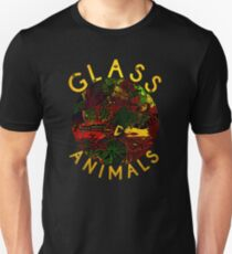 Glass Animals Slim Fit T-Shirt