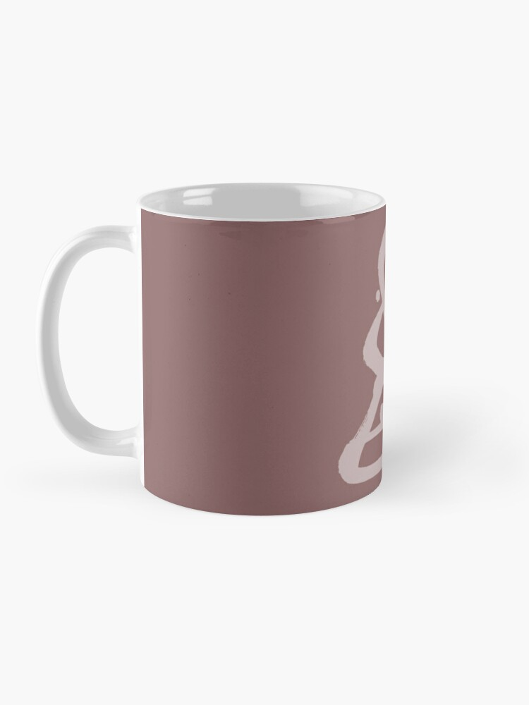 Alternate view of Za Zen - Wordless Light Mug