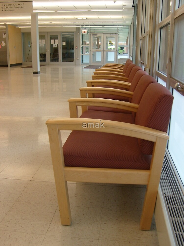 Chairs by amak