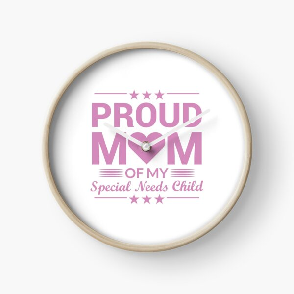 Proud mum of Children with special needs Special Needs Badges