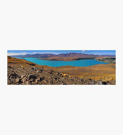 Lake Tekapo Photographic Print