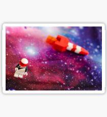 Space Oddity Sticker