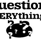 Question EVERYthing?? by Jim Tait