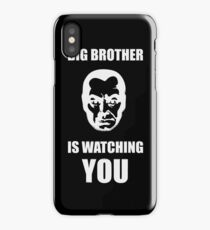 Big Brother is Watching You iPhone Case