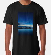 Ghost Surfer, Merewether Ladies Pool, Australia Long T-Shirt