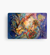 The Melancholy for Chagall  Canvas Print
