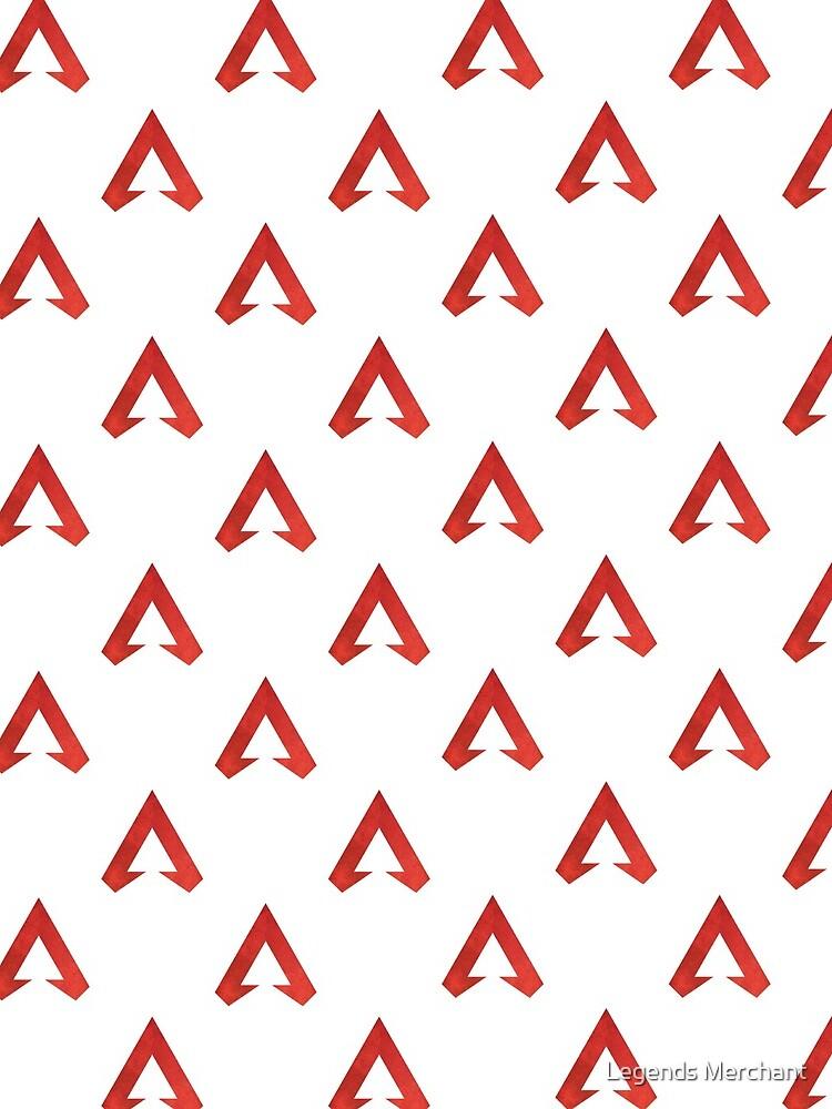 Apex Legends Logo All-over de ishuvaibhav