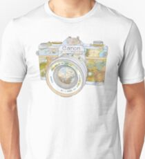 TRAVEL CAN0N Unisex T-Shirt
