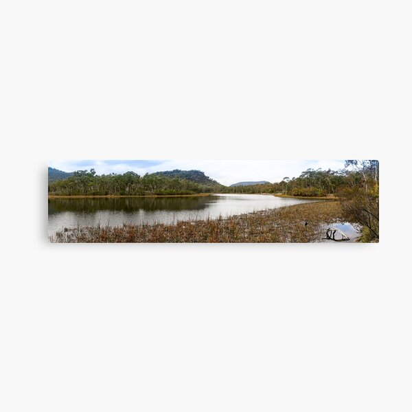 Dunns Swamp, Cudgegong River, Wollemi National Park, NSW Canvas Print