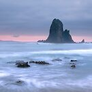 Sunrise Glasshouse Rocks Narooma by Brett Thompson