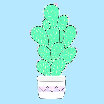 Prickly Pear + by hannahison