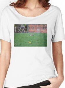 Jay On The Lawn Women's Relaxed Fit T-Shirt