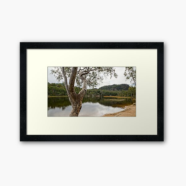 Dunns Swamp, Cudgegong River, Wollemi National Park, NSW Framed Art Print