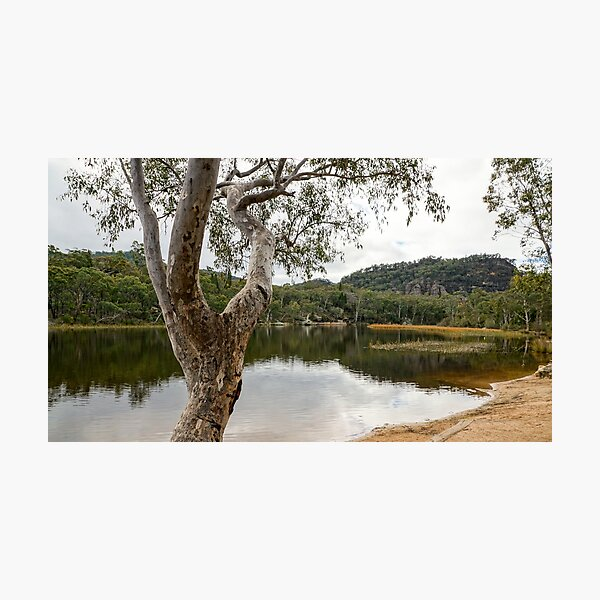 Dunns Swamp, Cudgegong River, Wollemi National Park, NSW Photographic Print