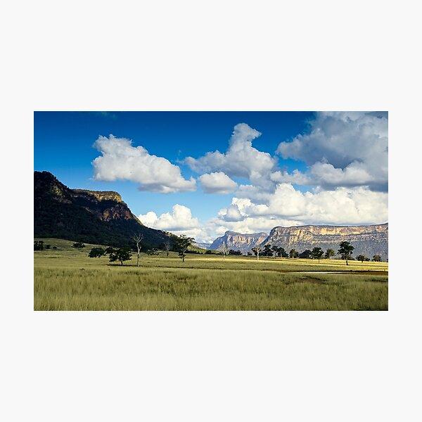 Glen Davis, Wollemi National Park, NSW Photographic Print