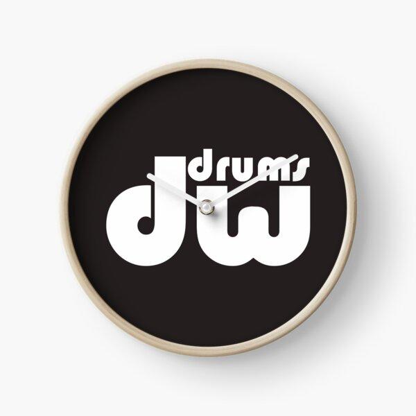 Recent DW Drums 2 Clock