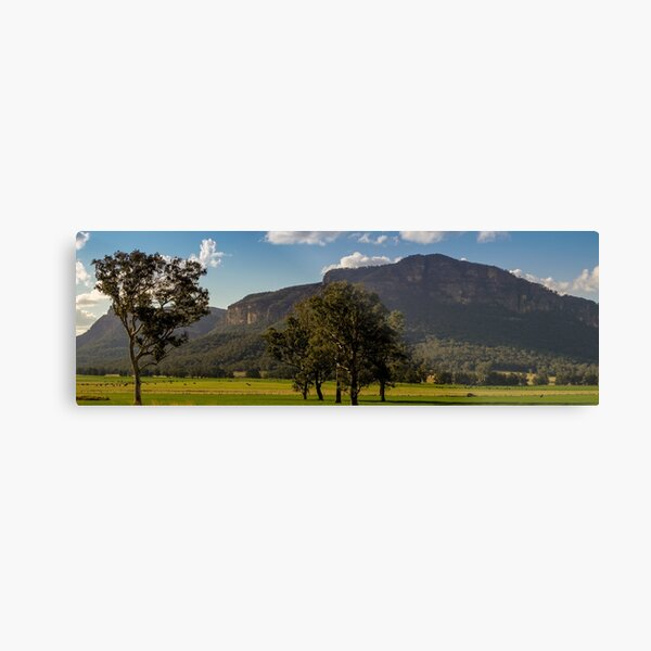 Glen Davis, Wollemi National Park, NSW Metal Print