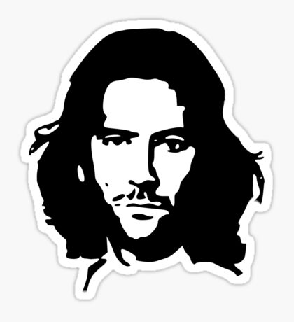 desmond hume Sticker