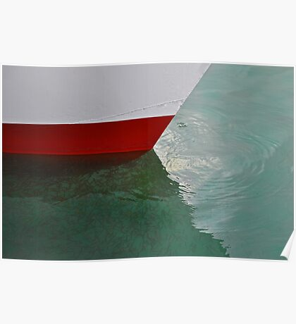 Nautical Triangle Poster