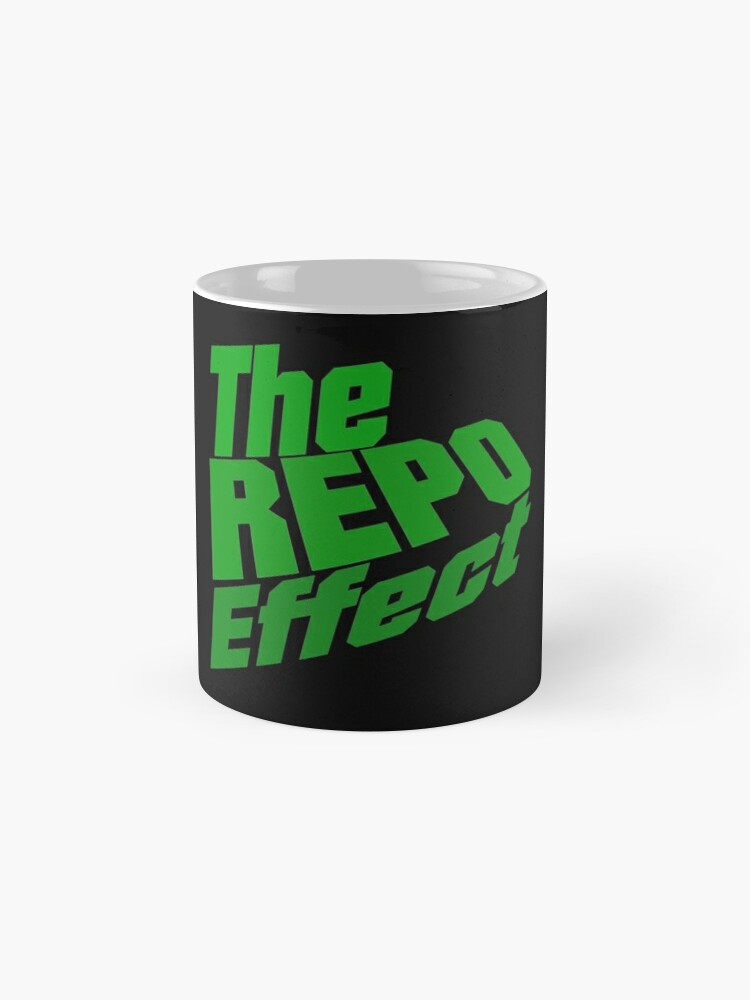 The Repo Effect, Green letters | Mug