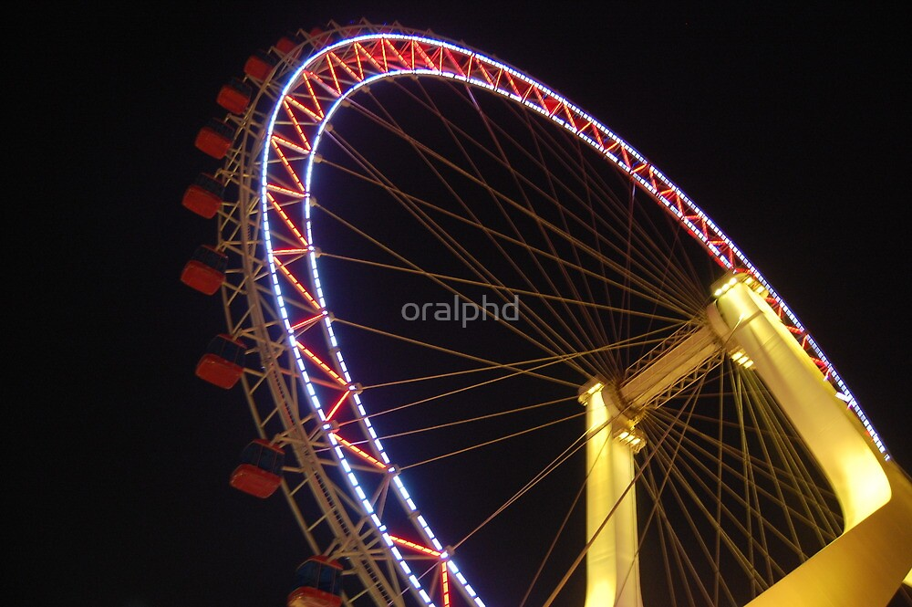 Tianjin eye by oralphd