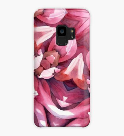 Blooming Luvverly ... Case/Skin for Samsung Galaxy