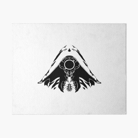 Warframe Ivara Custom Fanart Design Art Board Print