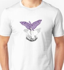 Flipping the Bird Unisex T-Shirt