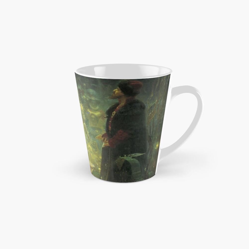 Ilya #Repin - #Sadko in the #Underwater #Kingdom - East Slavic epic Bylina - Esoteric art Mug
