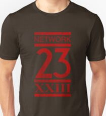 Network 23 Distressed Unisex T-Shirt