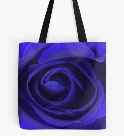 Rose of Blue ... Tote Bag