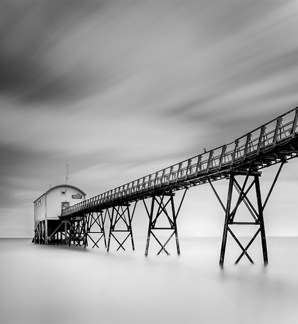 """""""RNLI Selsey Lifeboat Station"""" by fernblacker"""