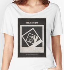 Memento Women's Relaxed Fit T-Shirt