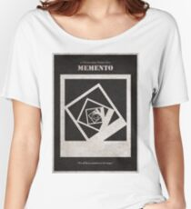 Memento Women's Relaxed Fit T-Shirt