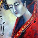 Geisha by Ivana Pinaffo