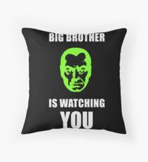 NSA - Big Brother is Watching You Throw Pillow