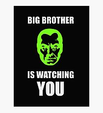 NSA - Big Brother is Watching You Photographic Print