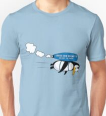 rocket penguin T-Shirt