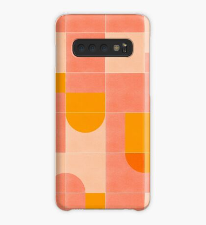 Retro Tiles 03 #redbubble #pattern Case/Skin for Samsung Galaxy