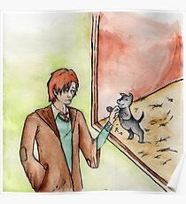 Remus Meets a Puppy Poster