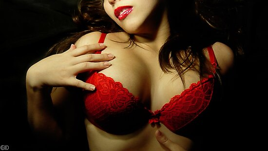 Erotic Art Hot Sex Hot Red By Tanabe
