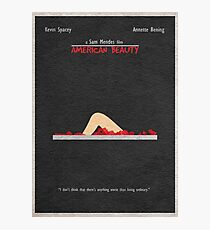American Beauty Photographic Print
