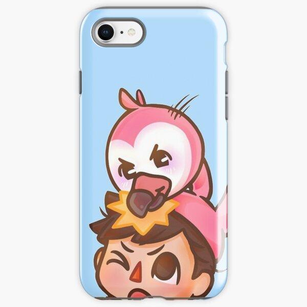 AlbertsStuff Flamingo iPhone Tough Case