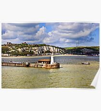 Those White Cliffs of Dover Poster