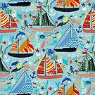 Show Boats  by TigaTiga