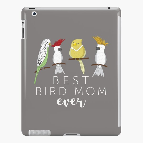 Top Fun Best Bird Mom Geschenkdesign iPad – Leichte Hülle